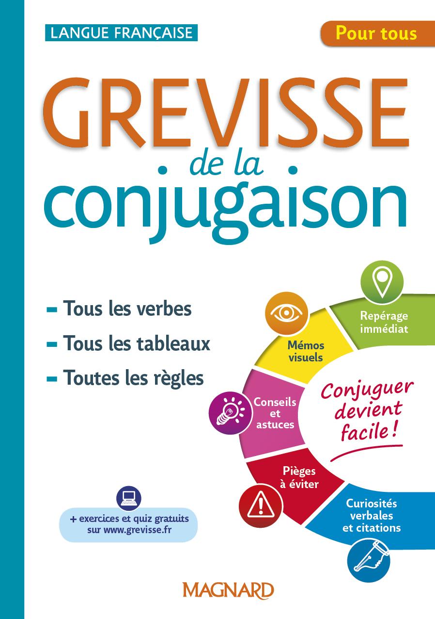 Grevisse De La Conjugaison Grevisse Fr