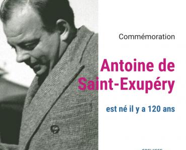 Antoire de Saint-Exupéry